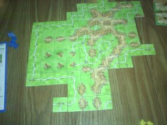 "Store bought ""Carcassone"""