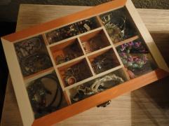 Jewelry box for Alyssa (2013)