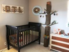 Firewood tree in Olson's nursery (2015)