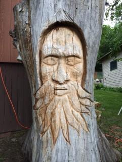 Grandfather Spiritwood
